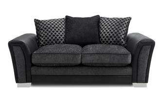 Pillow Back 2 Seater Supreme Sofa Bed Alessio
