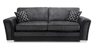 Alessio Formal Back 4 Seater Sofa