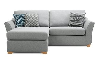 4 Seater Lounger with Removable Arm