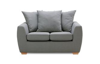 2 Seater Pillow Back Sofa Spectrum