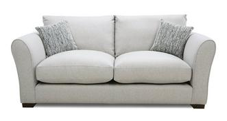 Anaya Formal Back Small Sofa