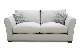 Formal Back Small Sofa Anaya