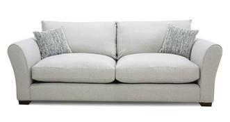 Anaya Formal Back Large Sofa