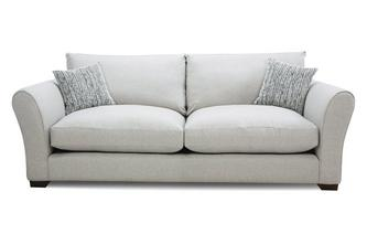 Formal Back Large Sofa Anaya
