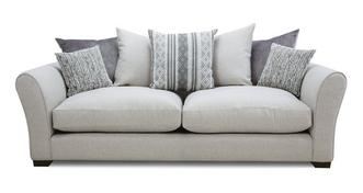 Anaya Pillow Back Large Sofa