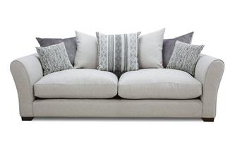 Pillow Back Large Sofa Anaya