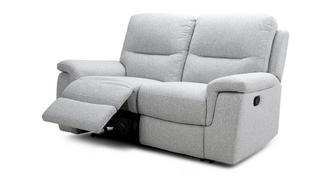 Aneisha 2 Seater Manual Recliner