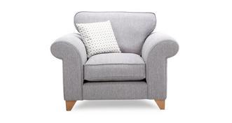 Angelic Armchair