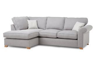 Right Hand Facing Arm Corner Sofa