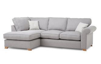 Right Hand Facing Arm Corner Sofa Bed