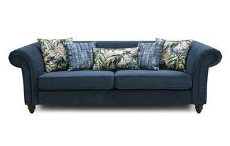 4 Seater Sofa Plaza