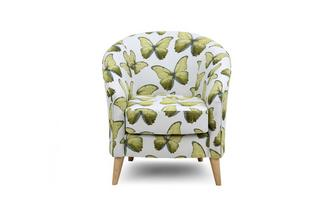 Pattern Accent Chair Arica