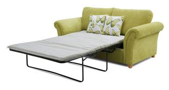 Arica Formal Back 2 Seater Sofa Bed