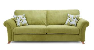 Arica Formal Back 4 Seater Sofa