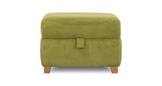 Arica Storage Footstool