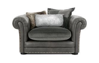 Cuddler Chair Arundale Fabric