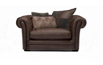 Cuddler Chair  Arundale Leather