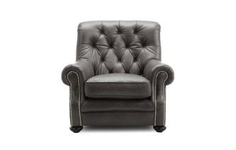 Wing Chair Arundale Leather