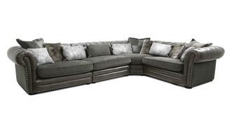 Arundale Left Hand Facing 4 Piece Sofa