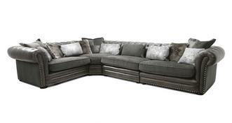 Arundale Right Hand Facing 4 Piece Sofa
