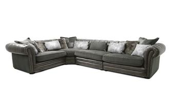 Right Hand Facing 4 Piece Sofa