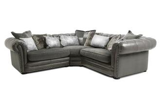 3 Piece Corner Sofa Arundale Fabric