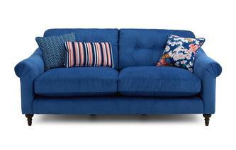 Cord 3 Seater Sofa