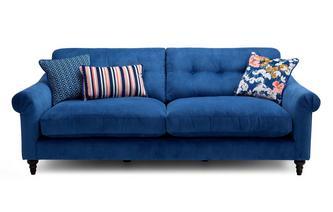 Cord 4 Seater Sofa