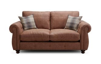 Formal Back 2 Seater Sofa Augustus