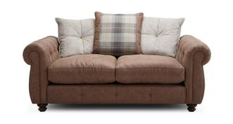 Augustus Pillow Back 2 Seater Sofa