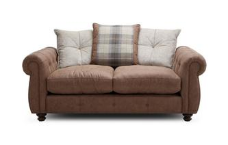 Pillow Back 2 Seater Sofa Augustus