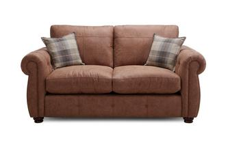Formal Back 2 Seater Sofa Bed Augustus
