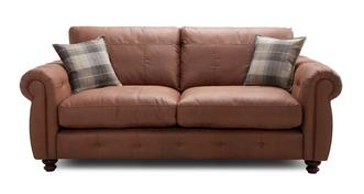 Augustus Formal Back 3 Seater Sofa