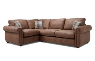 Formal Back Right Hand Facing 3 Seater Corner Sofa Augustus