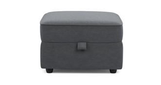 Aurora Storage Footstool
