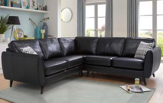 Leather Corner Sofas | DFS Spain