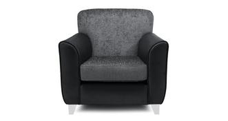Aviana Plain Accent Chair
