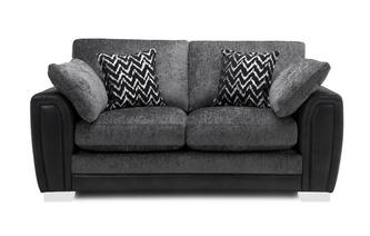 Formal Back 2 Seater Sofa Carrara