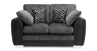 Aviana Formal Back Small 2 Seater Sofa