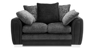 Aviana Pillow Back Small 2 Seater Sofa