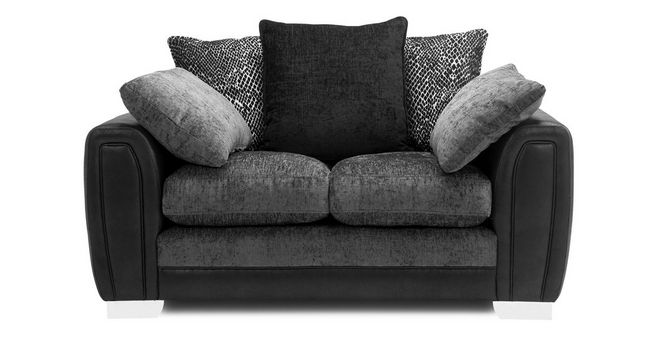Pleasant Aviana Pillow Back Small 2 Seater Sofa Gmtry Best Dining Table And Chair Ideas Images Gmtryco