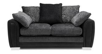 Aviana Pillow Back 2 Seater Supreme Sofa Bed