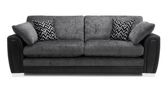 Aviana Formal Back 4 Seater Sofa