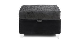 Aviana Plain Top Storage Footstool
