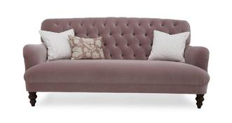 Bailey Velvet Maxi Sofa