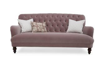 Velvet Maxi Sofa