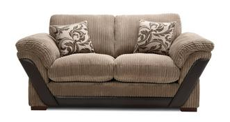 Barney Formal Back Small 2 Seater Sofa