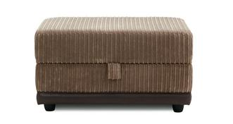 Barney Storage Footstool