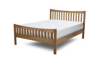 Double Shaped Bedframe