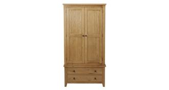 Barnhouse 2 Door 2 Drawer Combination Robe